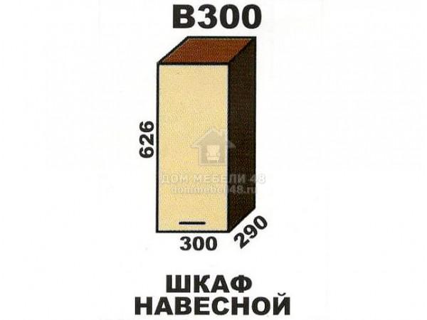 """В300 Шкаф навесной """"Шимо"""". Производитель - Эра"""