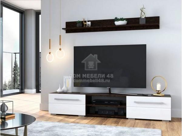 """Тумба под ТВ """"Милан"""" ТБ-11 1,8м  (Венге) Производитель: BTS"""