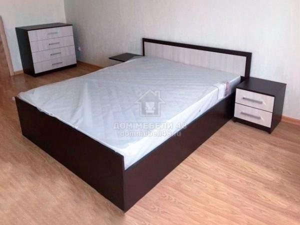 Кровать Фиеста 1.2м. Производитель: БТС